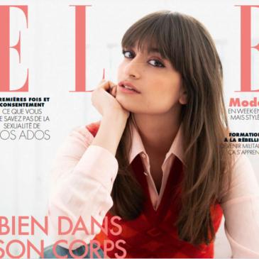 """Article de présentation publié par le Magazine Féminin """"ELLE"""""""