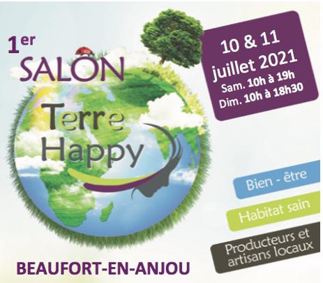 Salon Terre Happy Beauforte en Anjou